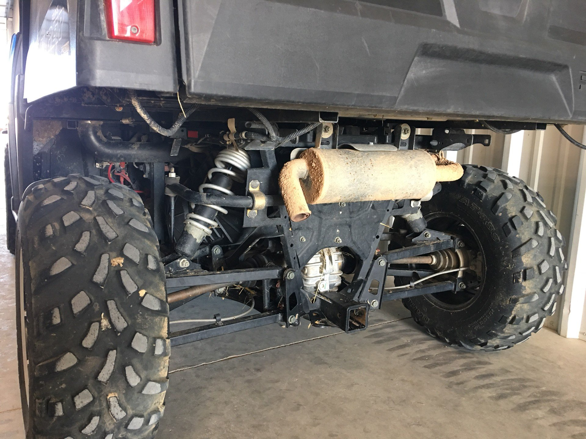 2018 Polaris Ranger 570 EPS in Montezuma, Kansas - Photo 4