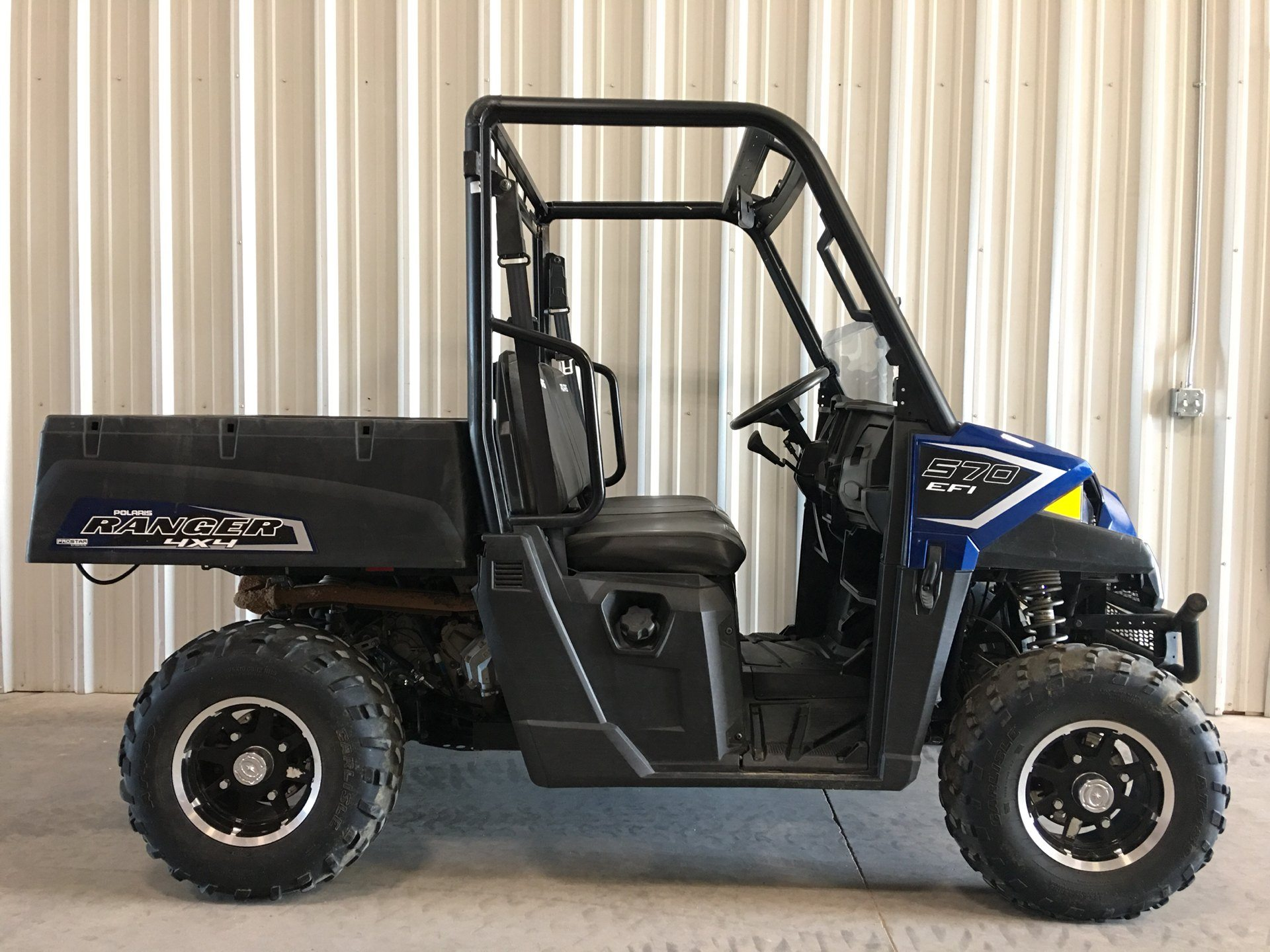 2018 Polaris Ranger 570 EPS in Montezuma, Kansas - Photo 14