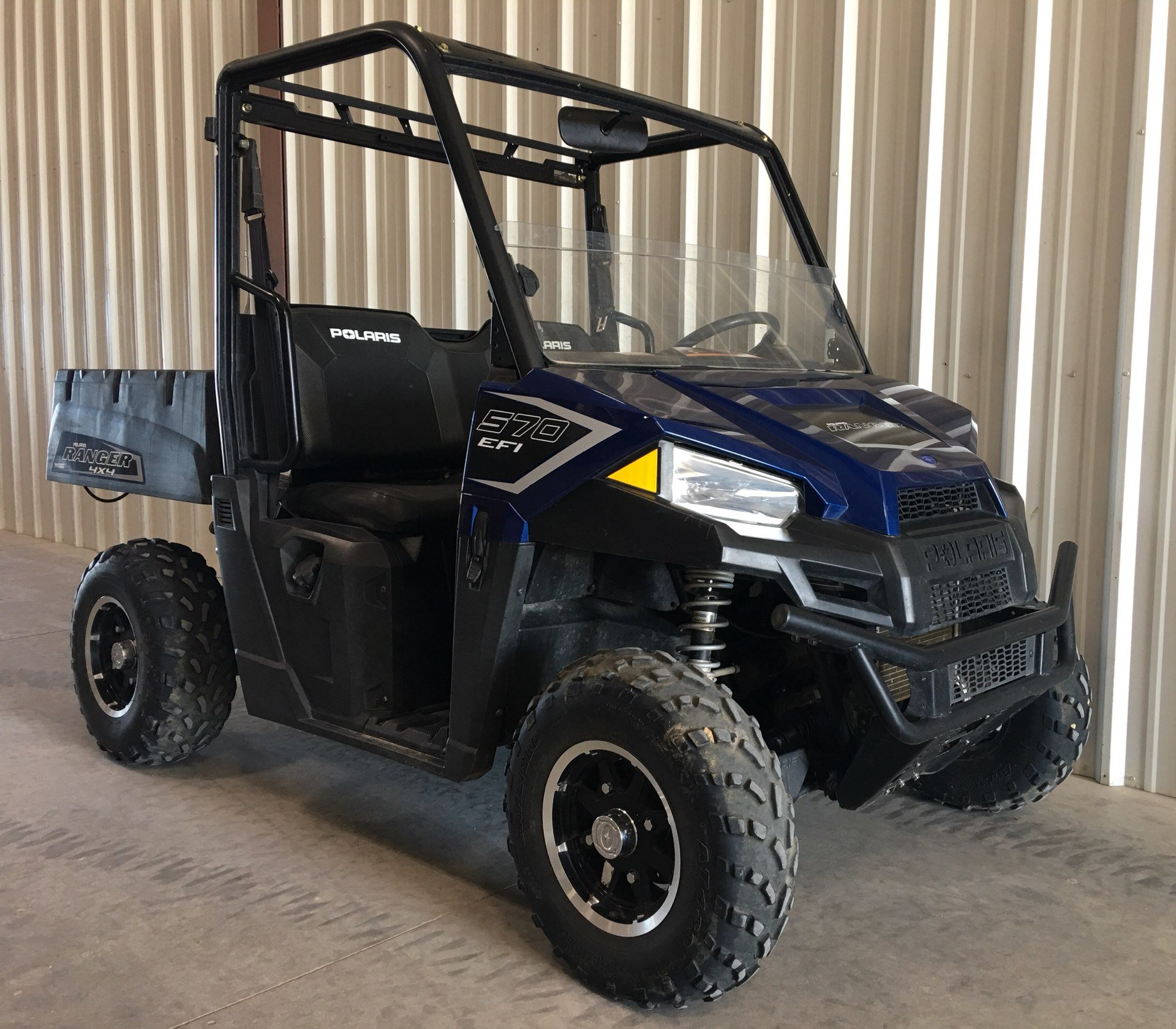2018 Polaris Ranger 570 EPS in Montezuma, Kansas - Photo 15