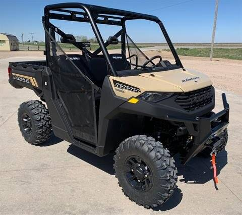 2020 Polaris Ranger 1000 Premium + Winter Prep Package in Montezuma, Kansas - Photo 4
