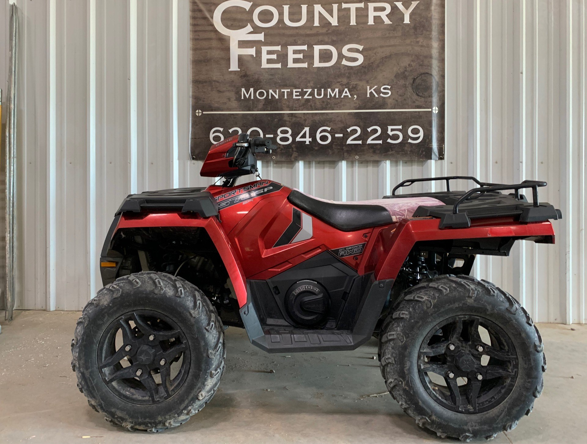 2018 Polaris Sportsman 570 SP in Montezuma, Kansas - Photo 1