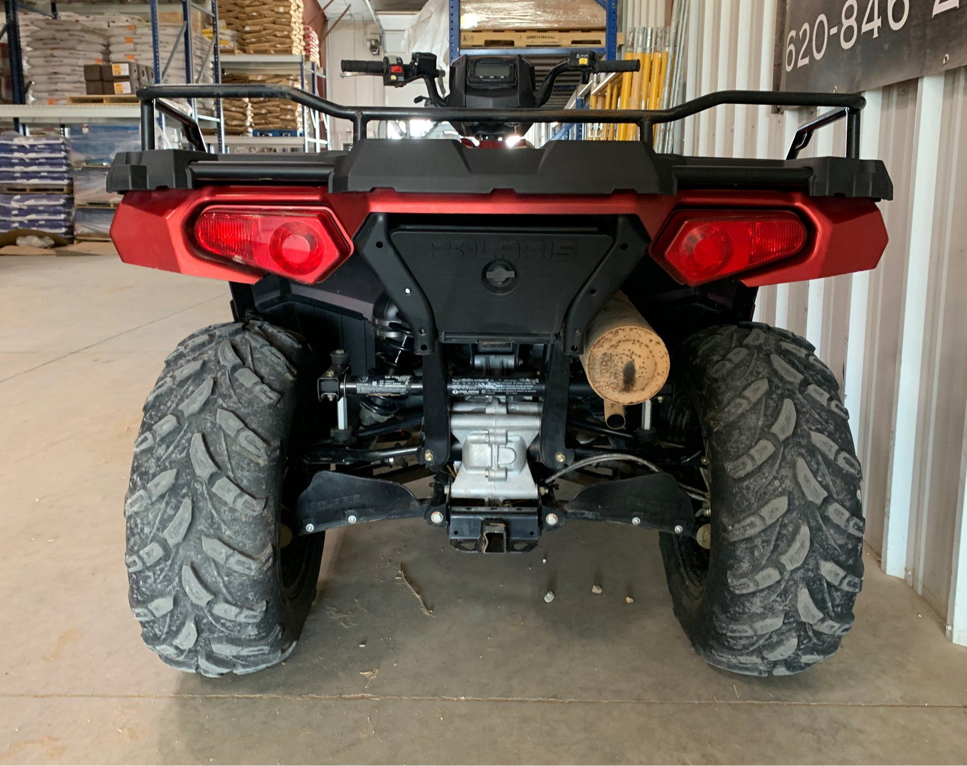 2018 Polaris Sportsman 570 SP in Montezuma, Kansas - Photo 5