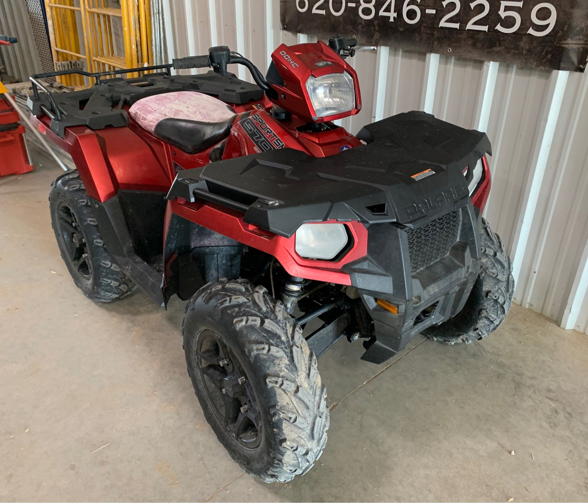 2018 Polaris Sportsman 570 SP in Montezuma, Kansas - Photo 8