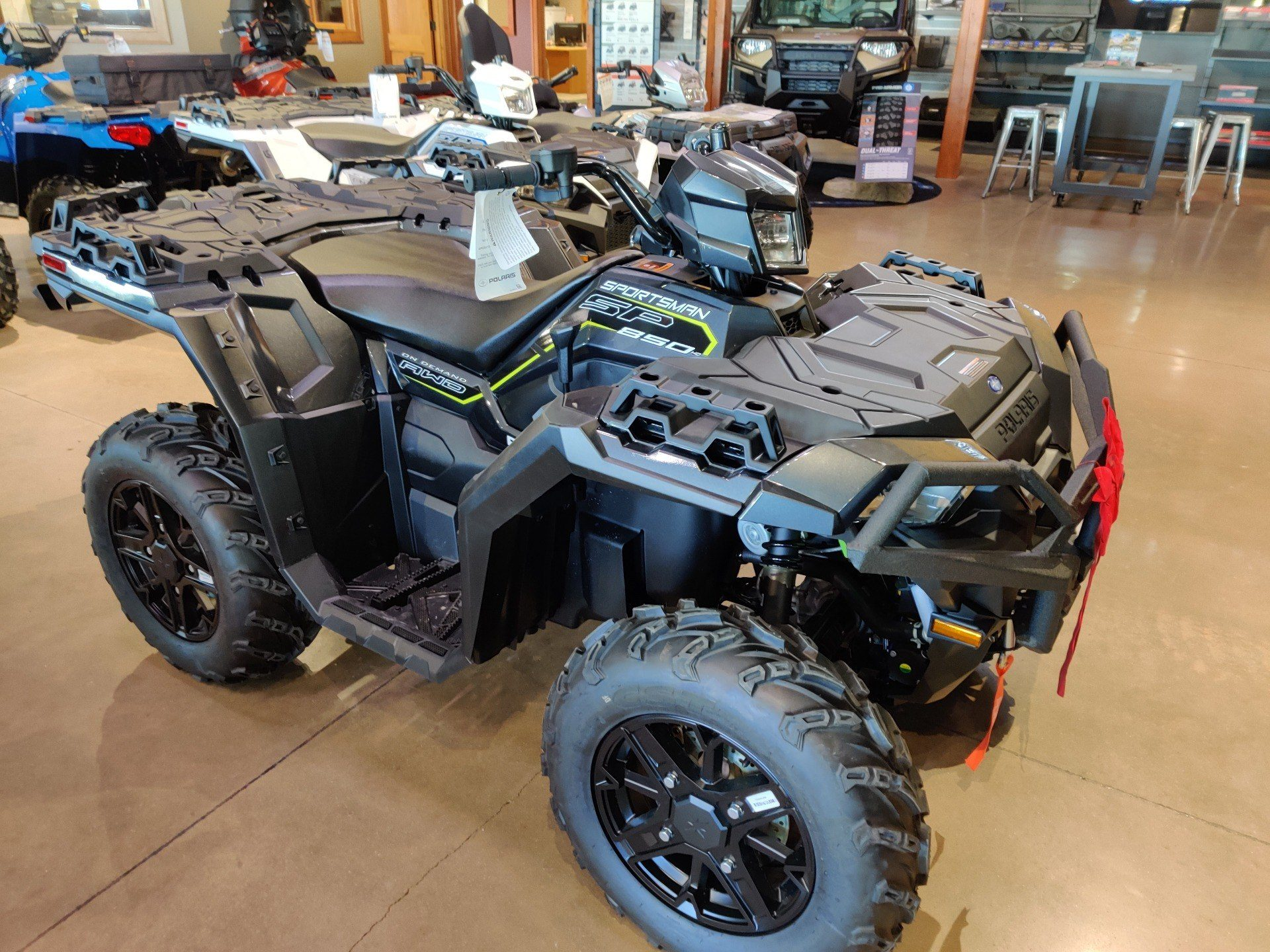 2019 Polaris Sportsman 850 SP Premium in Montezuma, Kansas - Photo 1