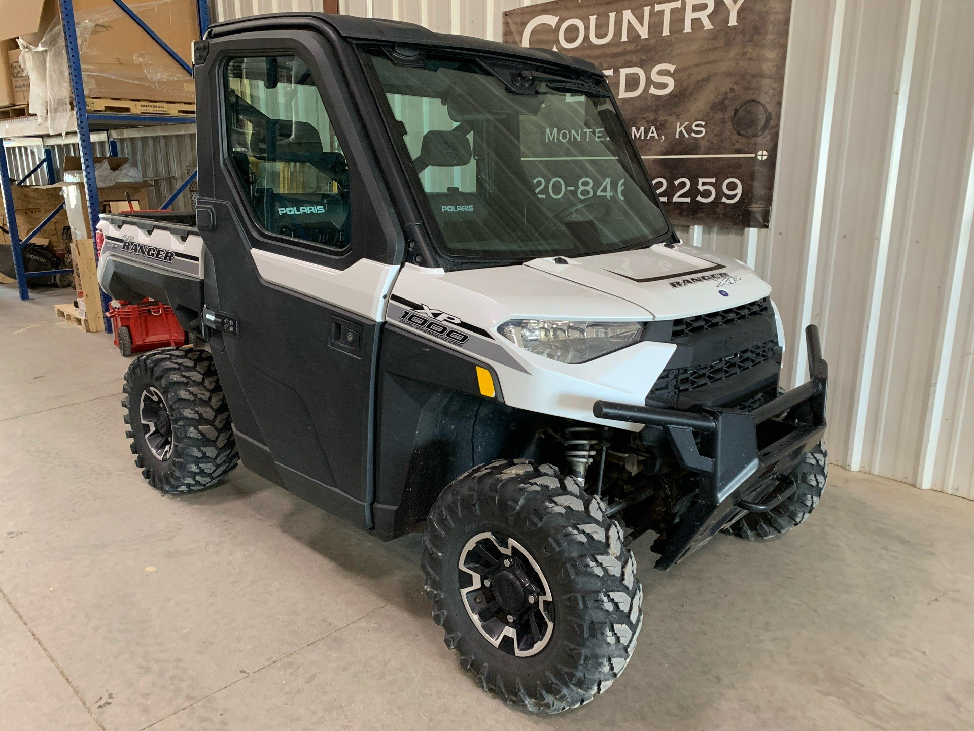 2019 Polaris Ranger XP 1000 EPS Northstar Edition in Montezuma, Kansas - Photo 8
