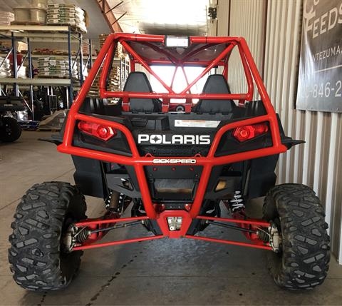 2011 Polaris Ranger RZR® XP 900 in Montezuma, Kansas - Photo 3