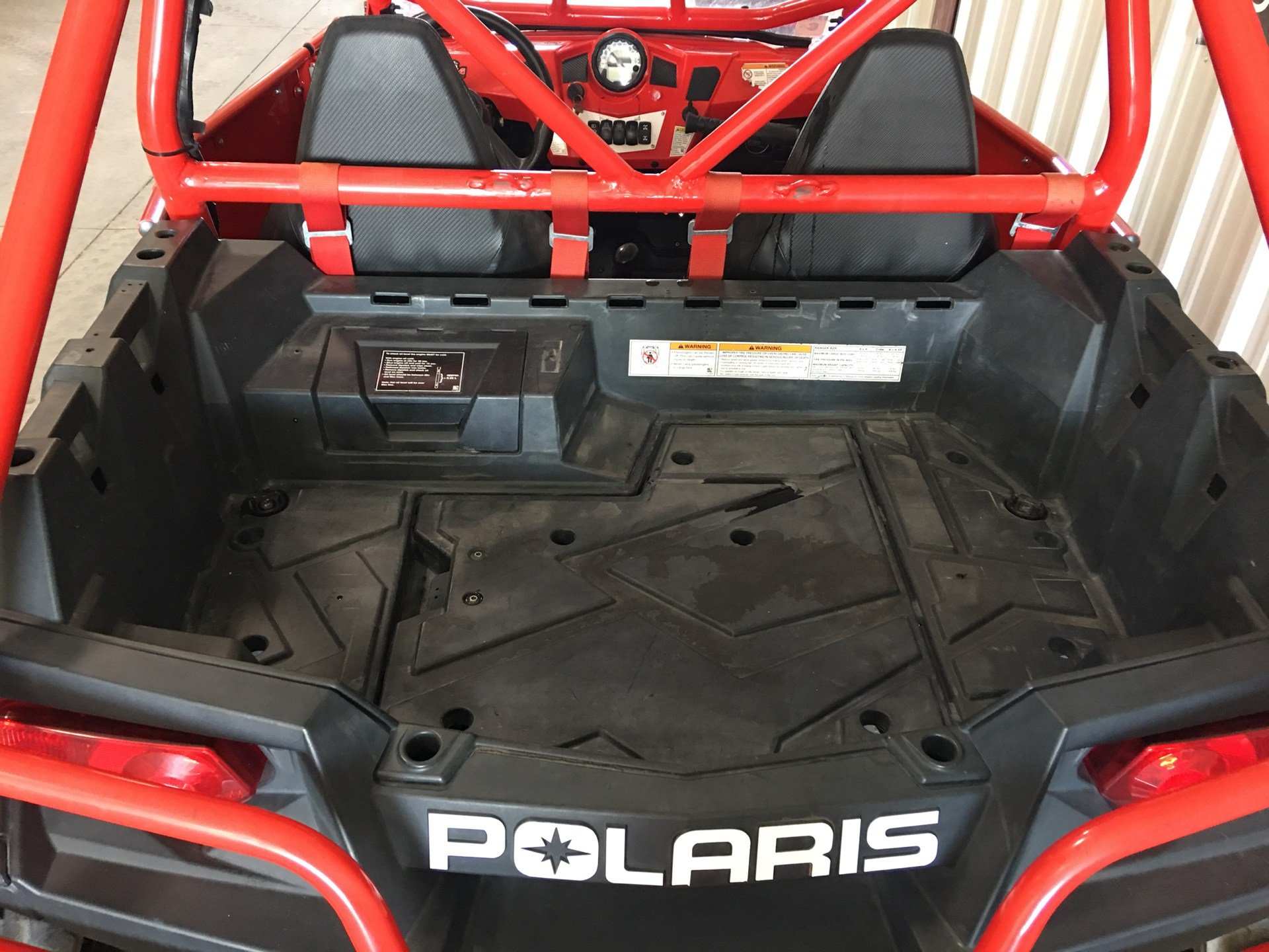 2011 Polaris Ranger RZR® XP 900 in Montezuma, Kansas - Photo 4