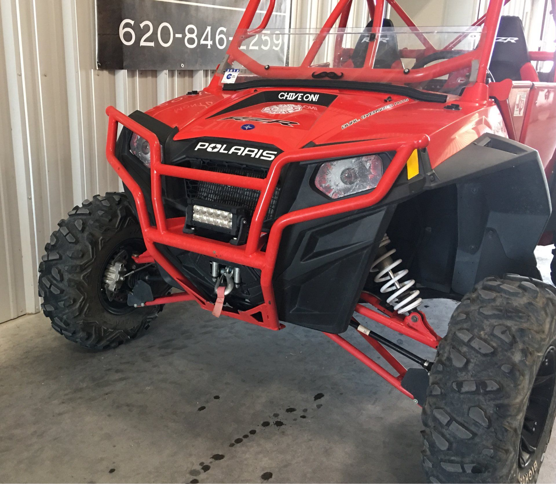 2011 Polaris Ranger RZR® XP 900 in Montezuma, Kansas - Photo 10
