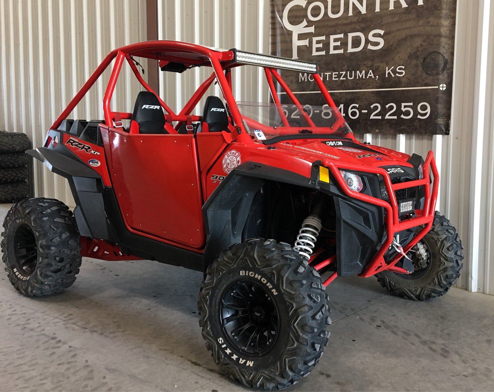 2011 Polaris Ranger RZR® XP 900 in Montezuma, Kansas - Photo 27