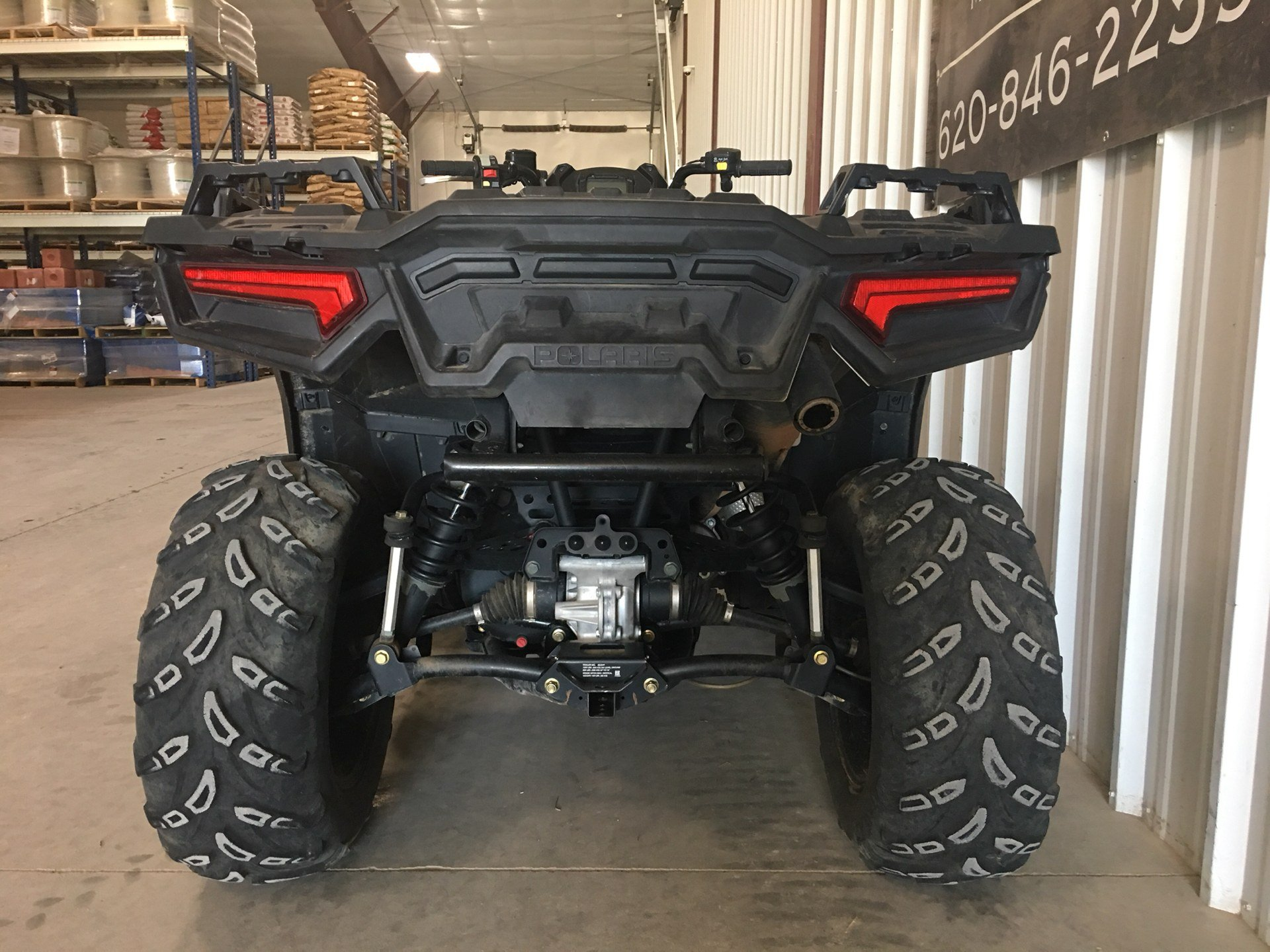 2018 Polaris Sportsman 850 SP in Montezuma, Kansas - Photo 3