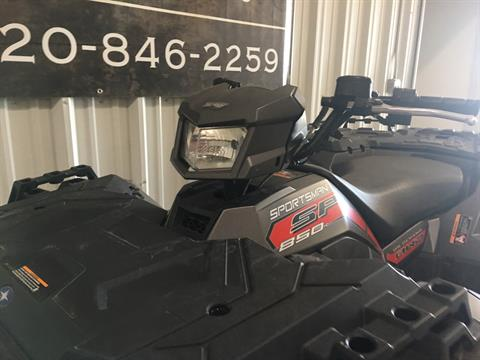 2018 Polaris Sportsman 850 SP in Montezuma, Kansas - Photo 9