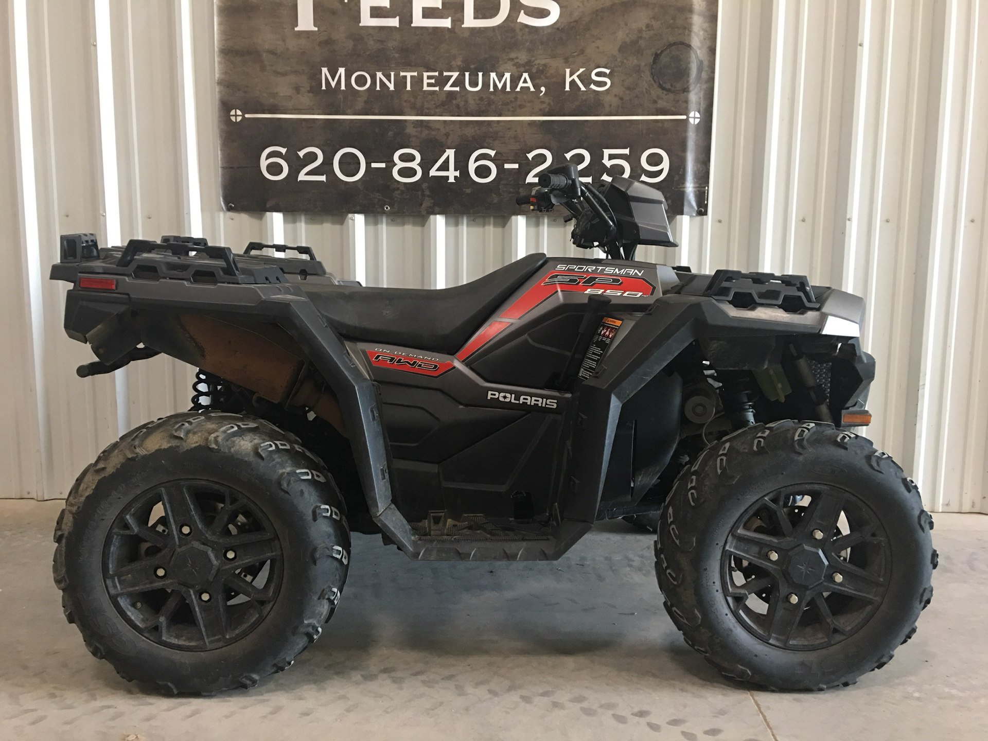 2018 Polaris Sportsman 850 SP in Montezuma, Kansas - Photo 13