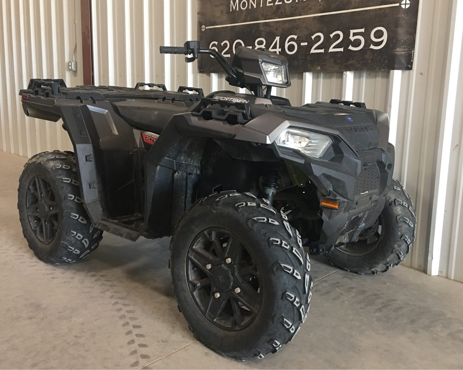 2018 Polaris Sportsman 850 SP in Montezuma, Kansas - Photo 14