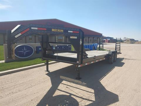2014 Maxey Trailers GC2414 in Montezuma, Kansas - Photo 2