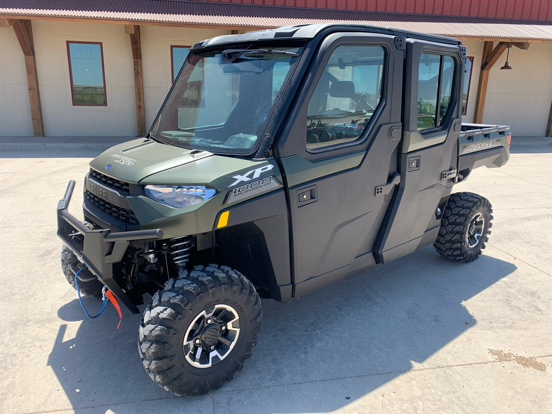 2020 Polaris Ranger Crew XP 1000 NorthStar Premium in Montezuma, Kansas - Photo 2