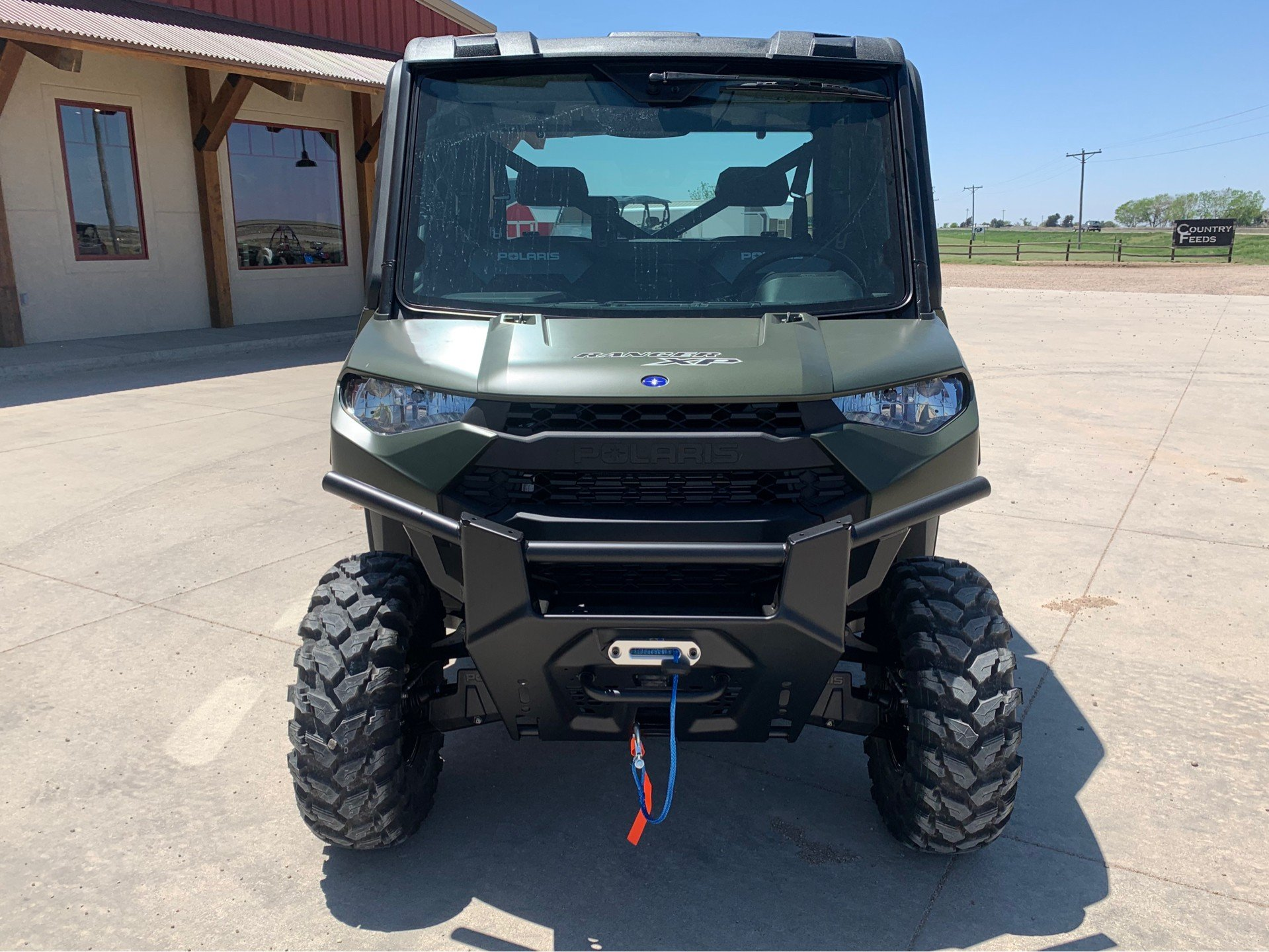2020 Polaris Ranger Crew XP 1000 NorthStar Premium in Montezuma, Kansas - Photo 3