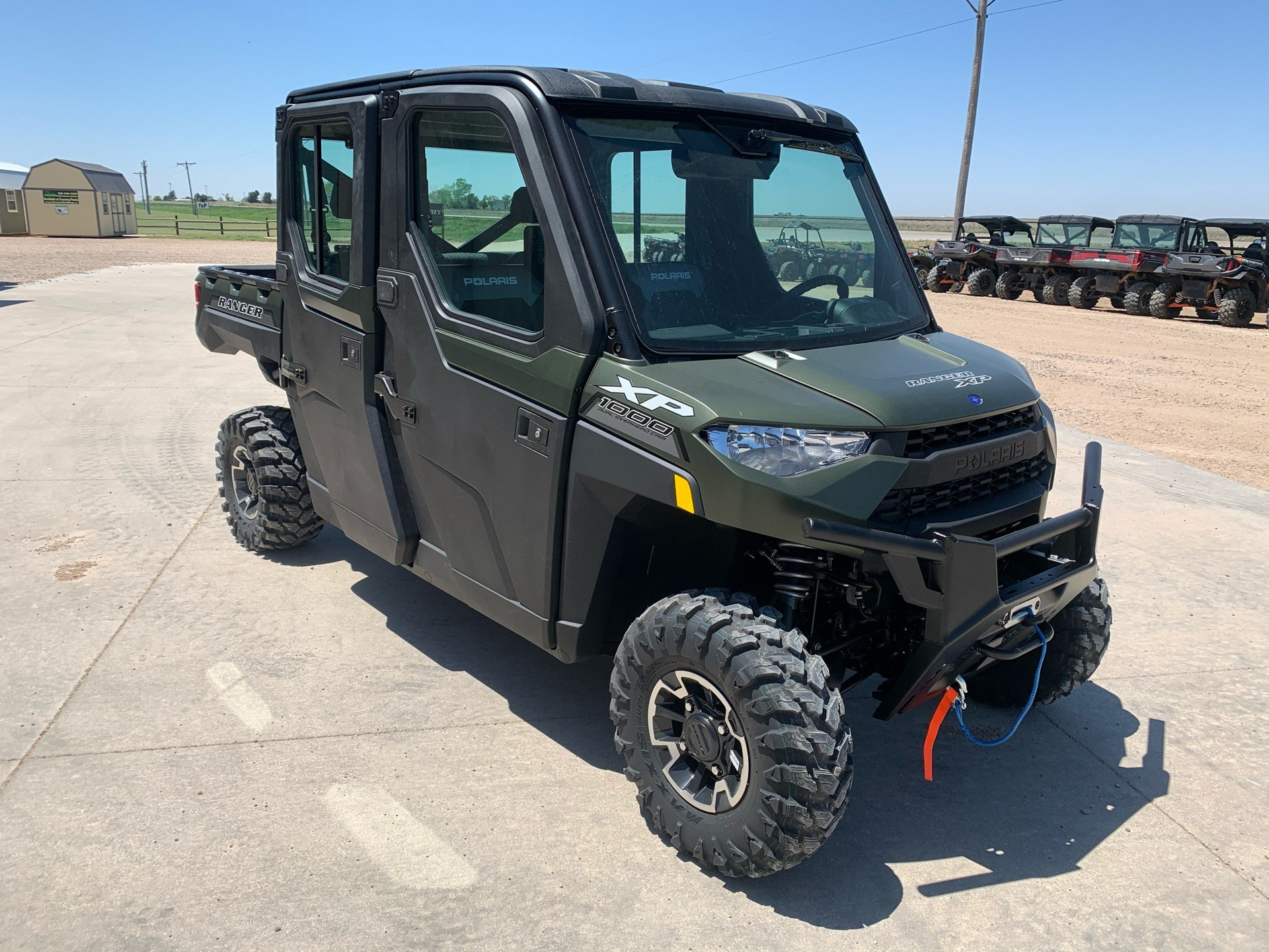 2020 Polaris Ranger Crew XP 1000 NorthStar Premium in Montezuma, Kansas - Photo 4