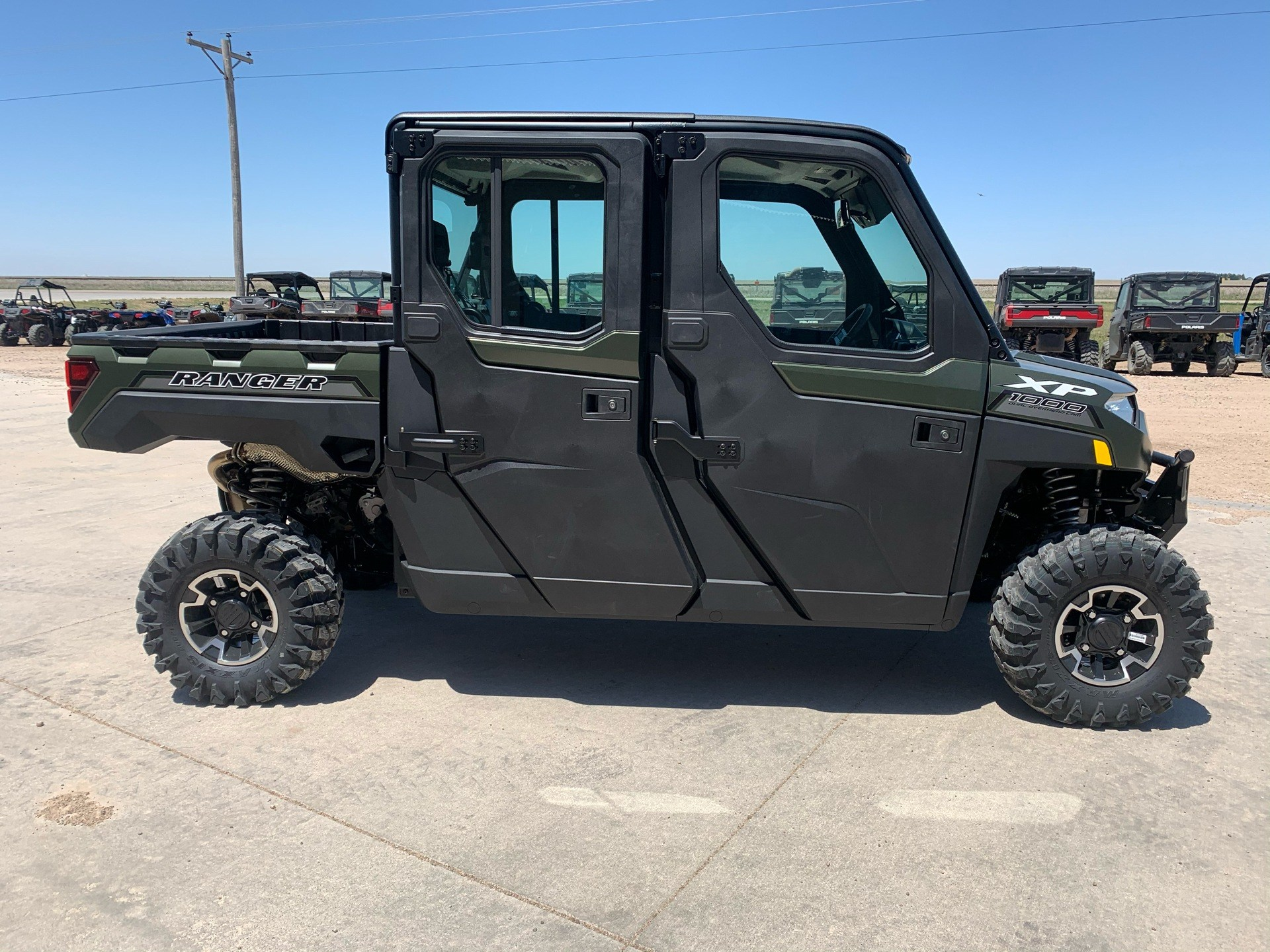 2020 Polaris Ranger Crew XP 1000 NorthStar Premium in Montezuma, Kansas - Photo 5