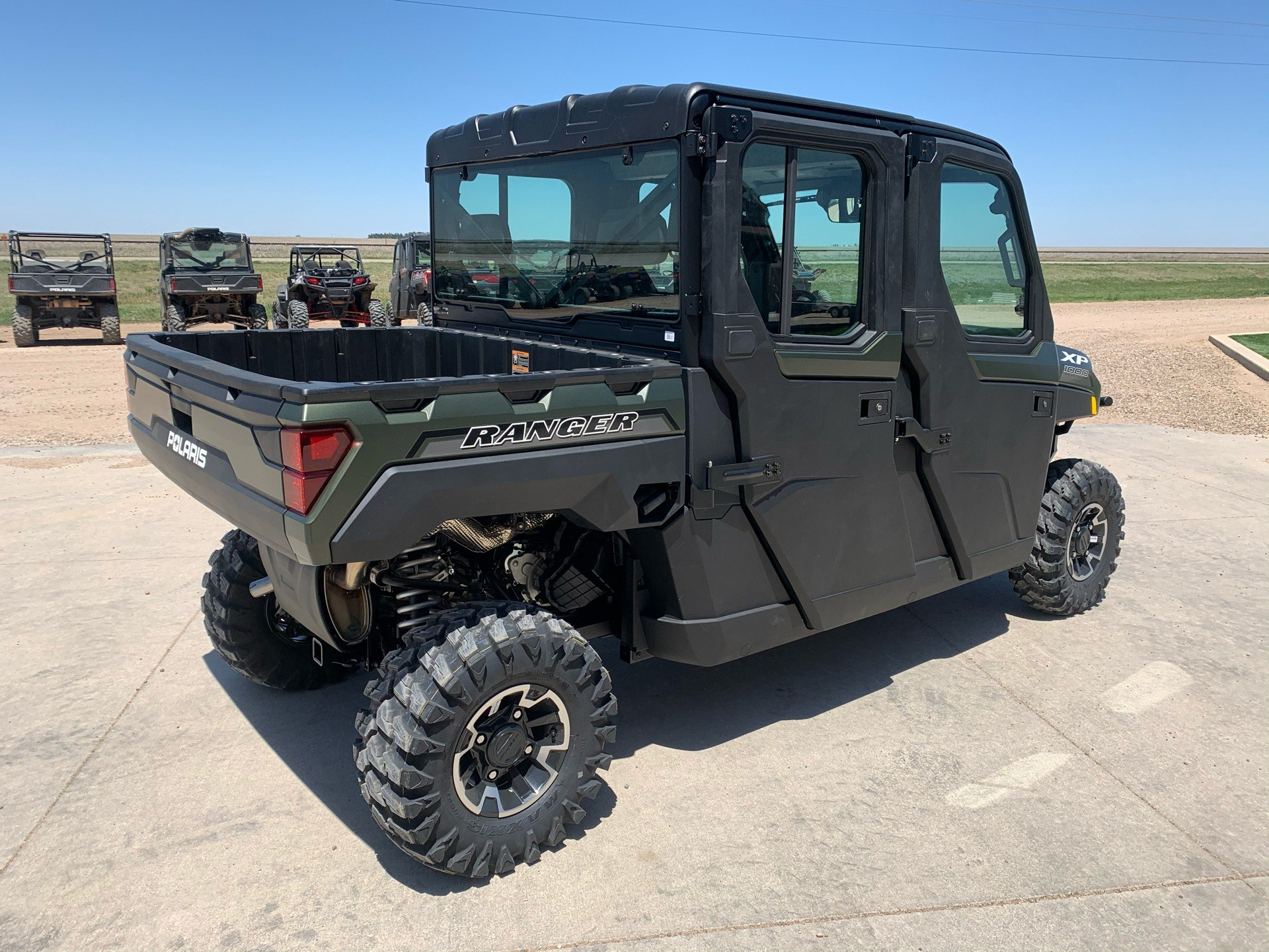 2020 Polaris Ranger Crew XP 1000 NorthStar Premium in Montezuma, Kansas - Photo 6