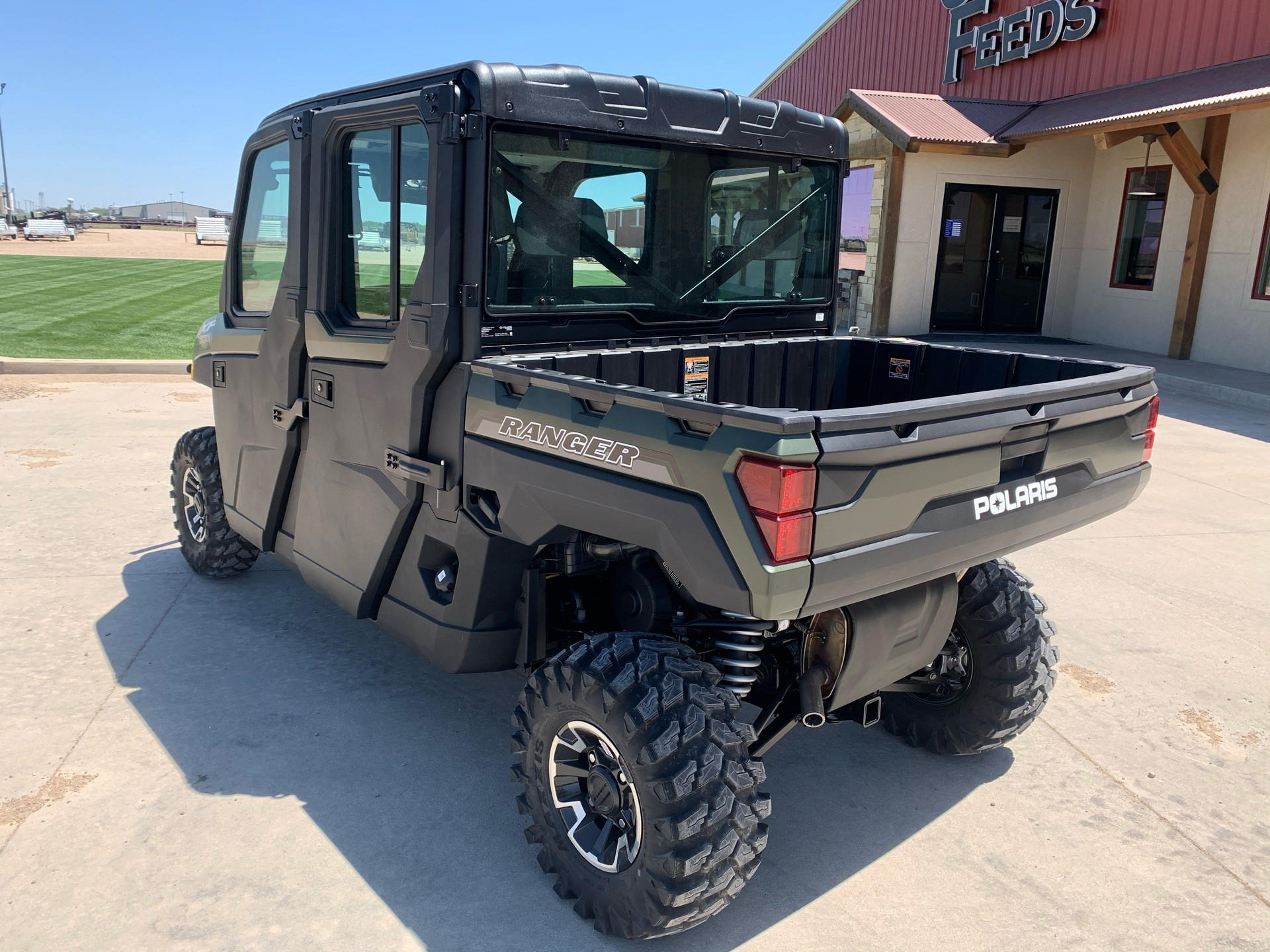 2020 Polaris Ranger Crew XP 1000 NorthStar Premium in Montezuma, Kansas - Photo 8