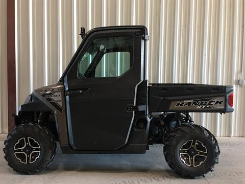 2017 Polaris Ranger XP 1000 EPS in Montezuma, Kansas - Photo 1