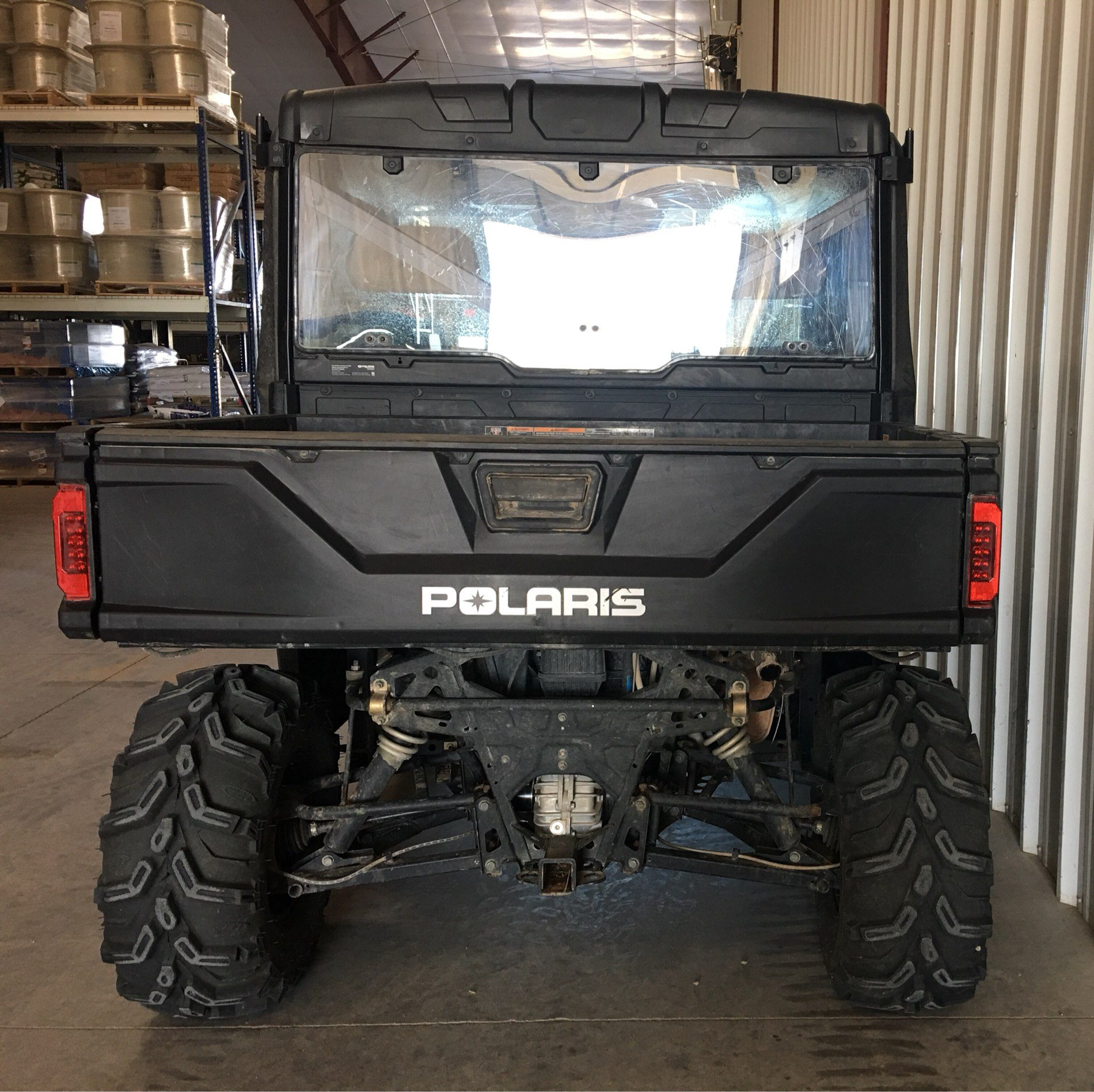 2017 Polaris Ranger XP 1000 EPS in Montezuma, Kansas - Photo 3