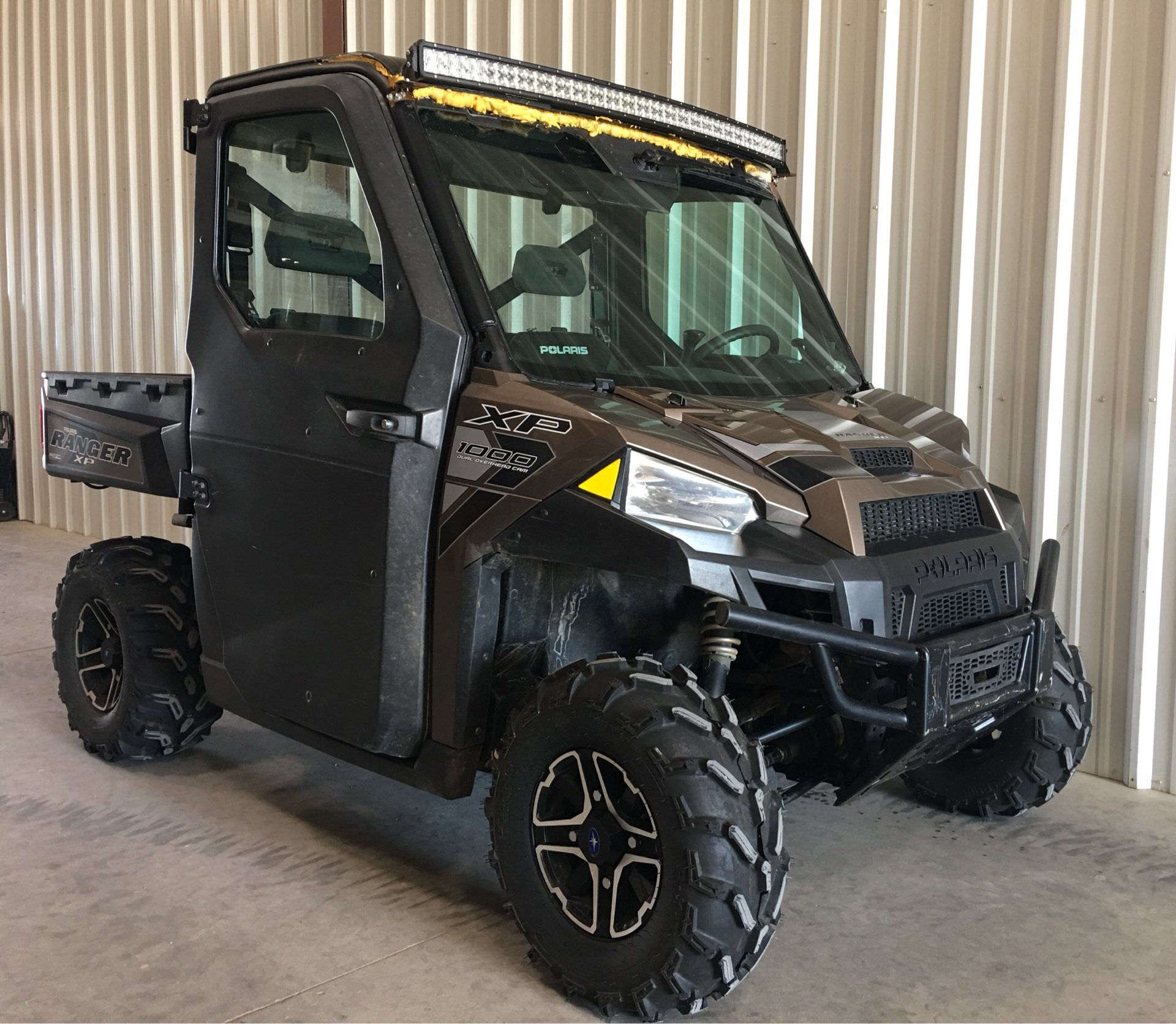 2017 Polaris Ranger XP 1000 EPS in Montezuma, Kansas - Photo 29
