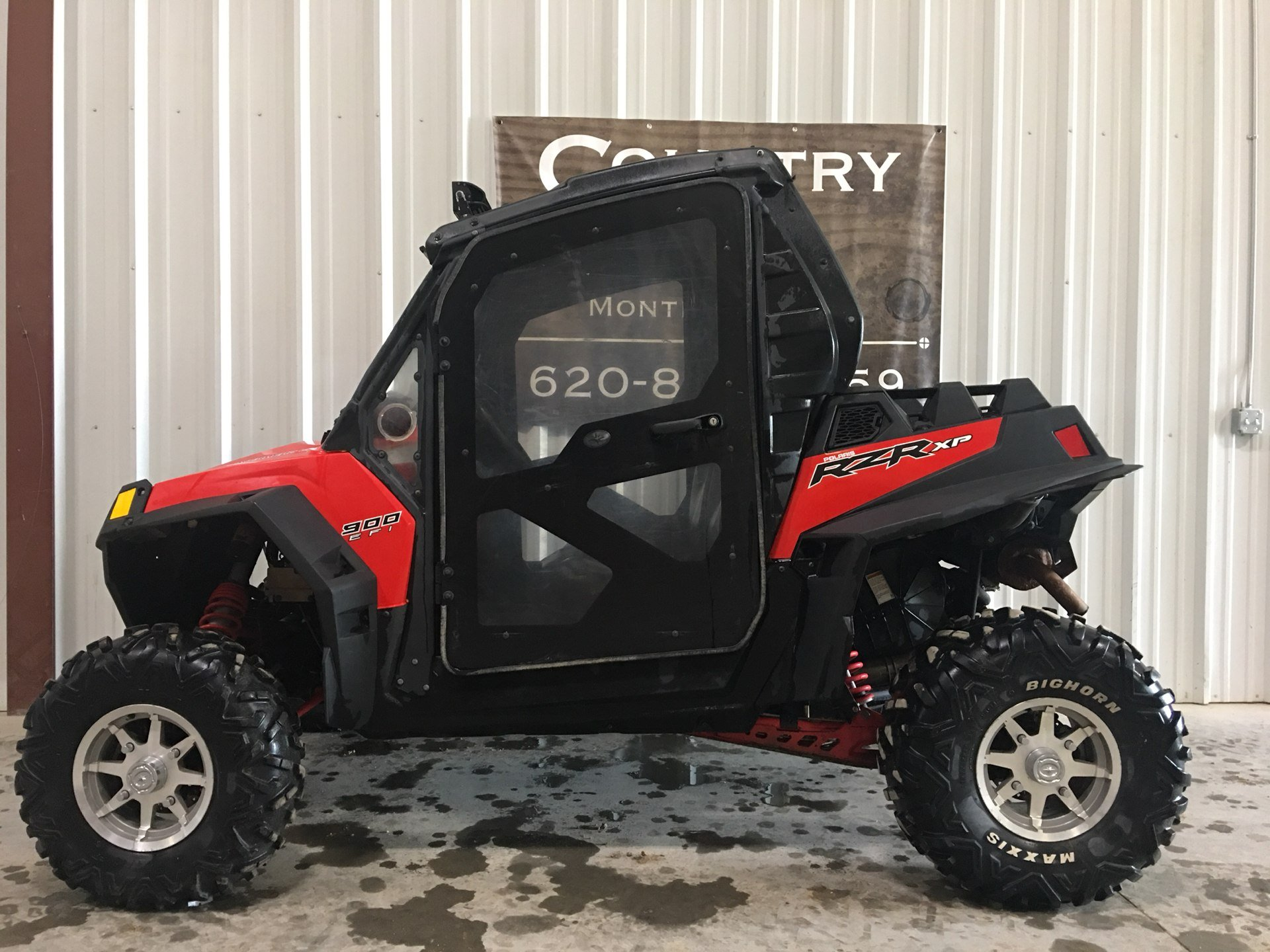 2013 Polaris RZR® XP 900 EFI in Montezuma, Kansas - Photo 1