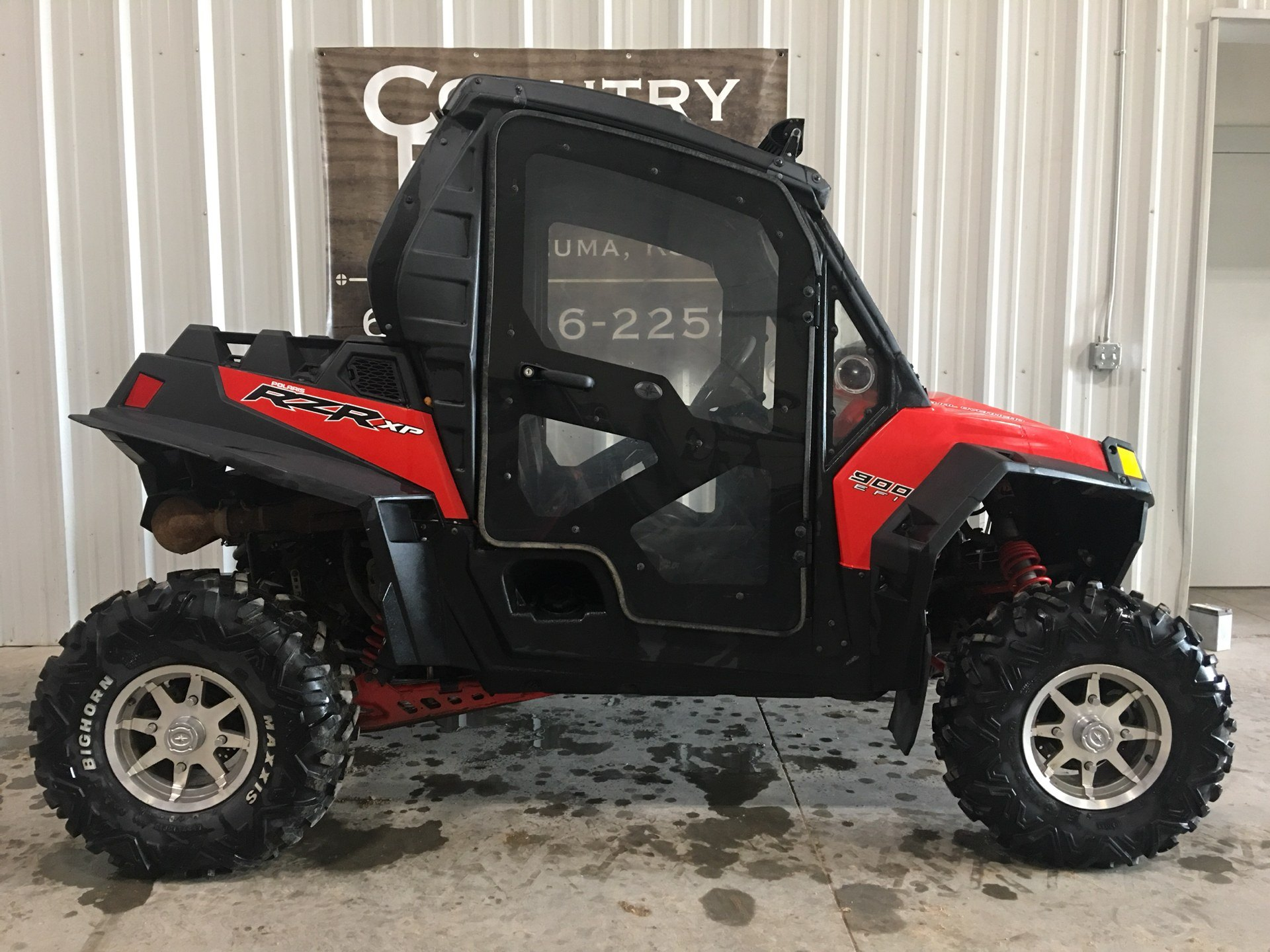 2013 Polaris RZR® XP 900 EFI in Montezuma, Kansas - Photo 16