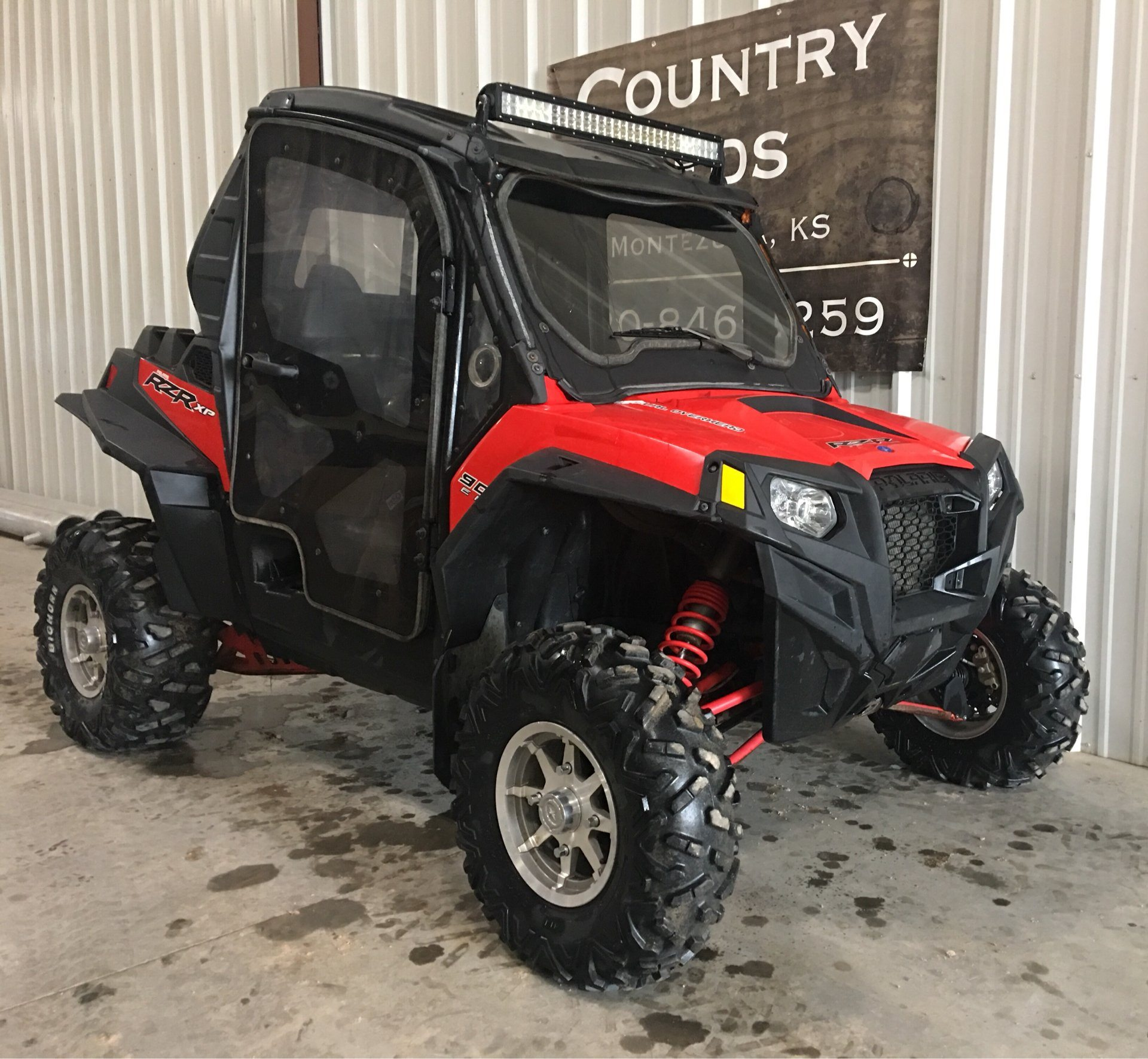 2013 Polaris RZR® XP 900 EFI in Montezuma, Kansas - Photo 17