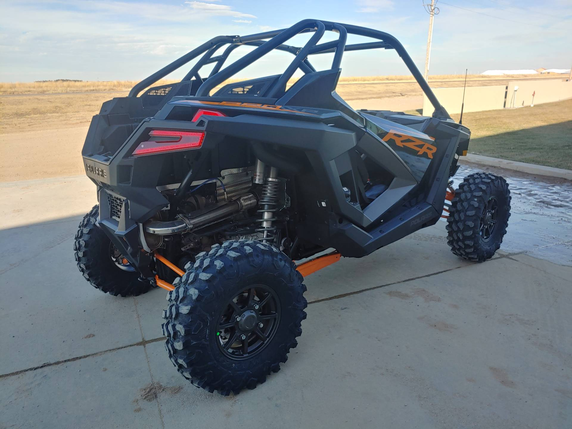 2021 Polaris RZR Pro XP Premium in Montezuma, Kansas - Photo 7