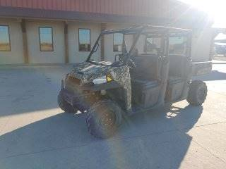 2018 Polaris Ranger Crew XP 1000 EPS in Montezuma, Kansas - Photo 2
