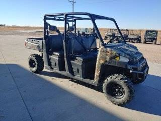 2018 Polaris Ranger Crew XP 1000 EPS in Montezuma, Kansas - Photo 4
