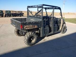 2018 Polaris Ranger Crew XP 1000 EPS in Montezuma, Kansas - Photo 6