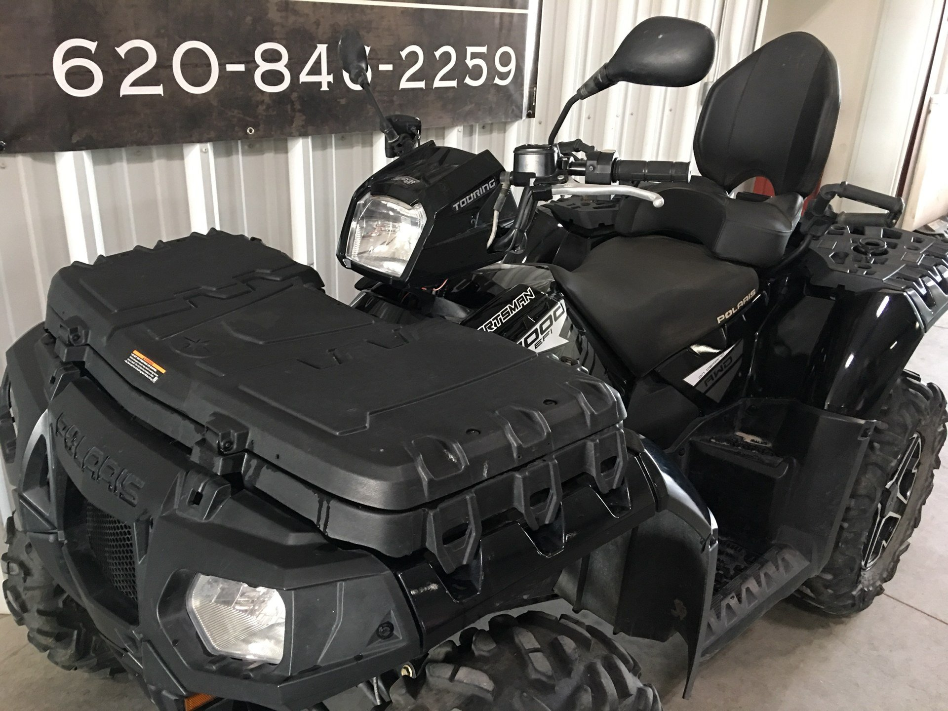 2017 Polaris Sportsman Touring XP 1000 in Montezuma, Kansas - Photo 9