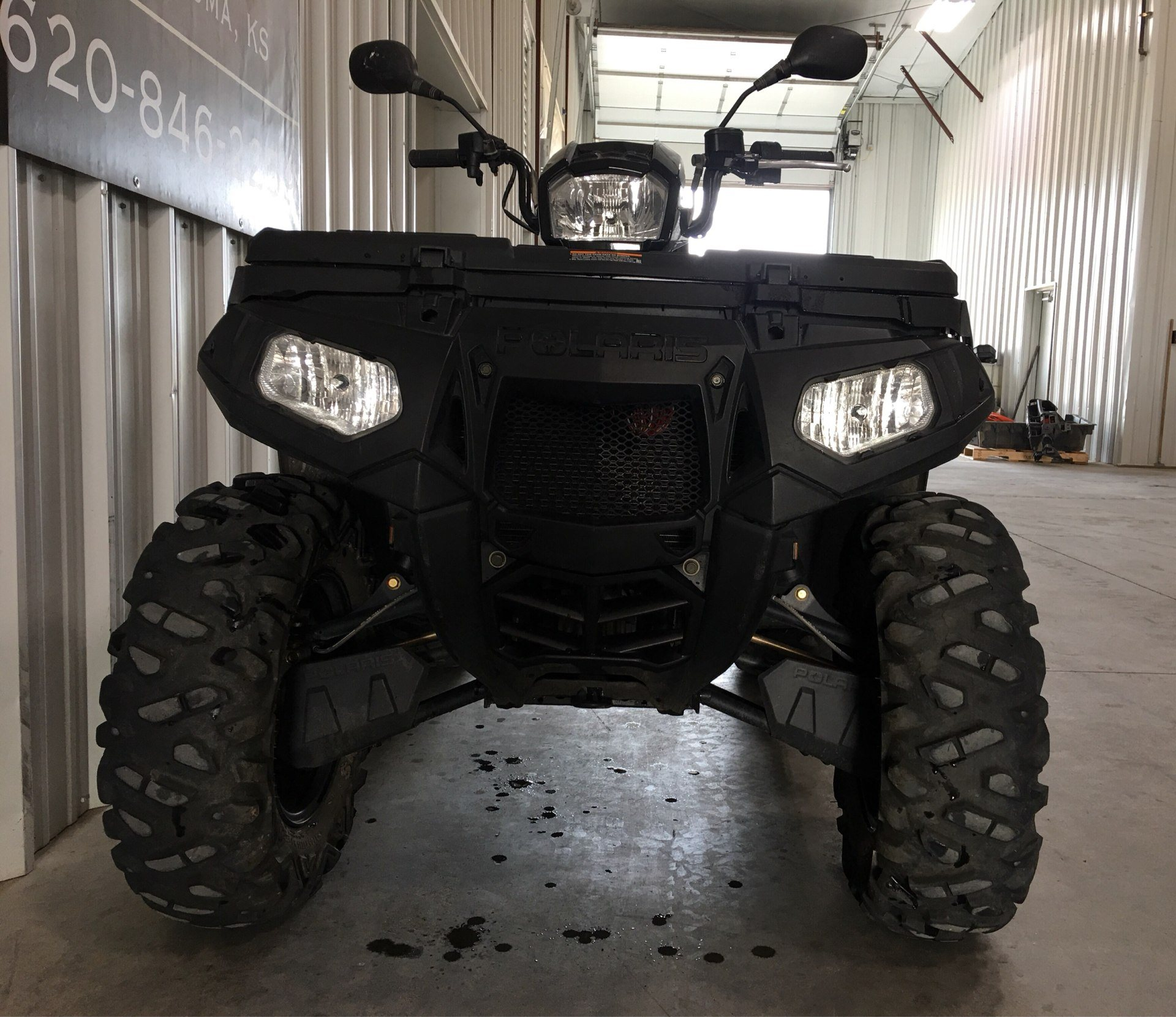 2017 Polaris Sportsman Touring XP 1000 in Montezuma, Kansas - Photo 10