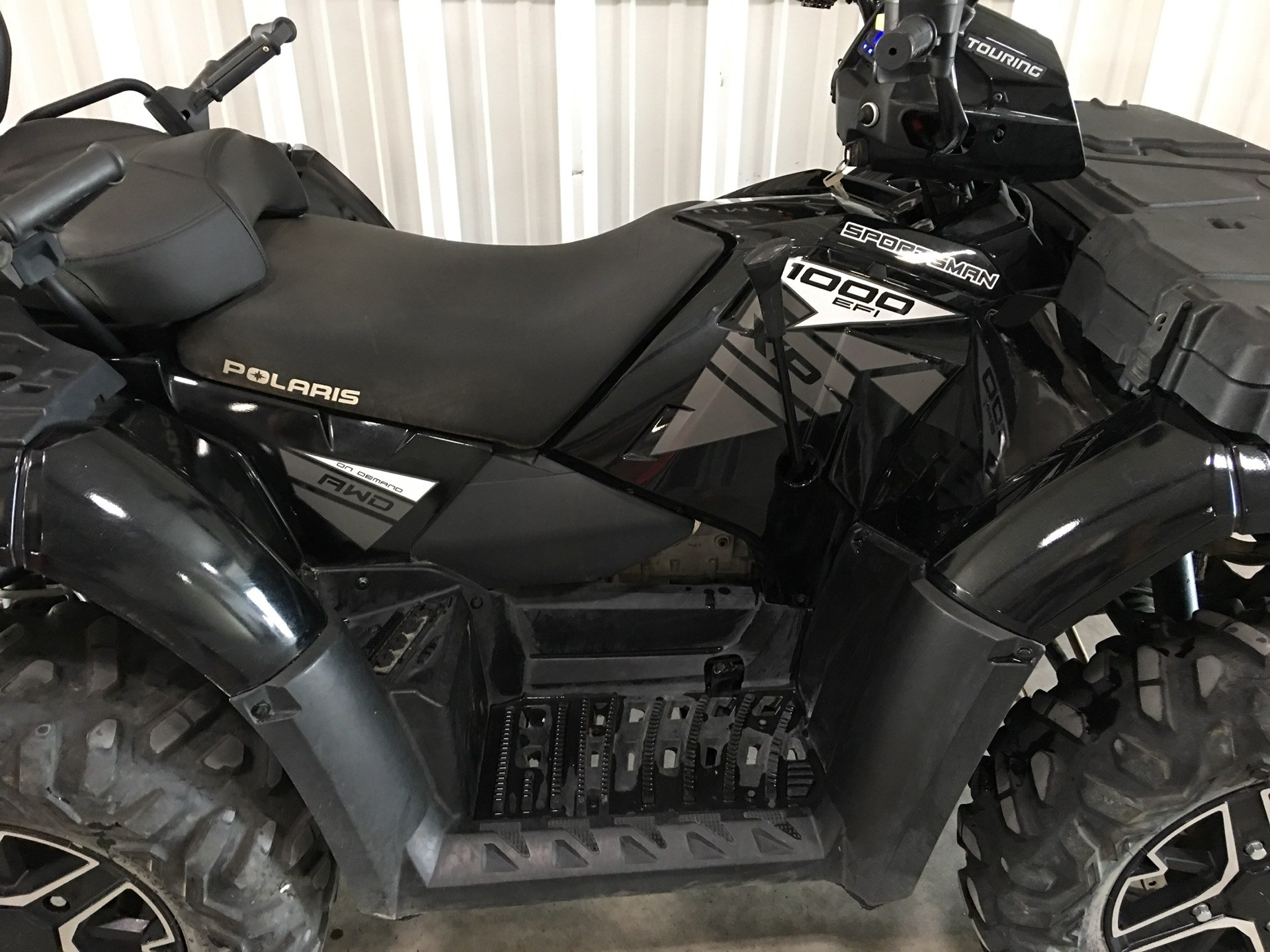 2017 Polaris Sportsman Touring XP 1000 in Montezuma, Kansas - Photo 17