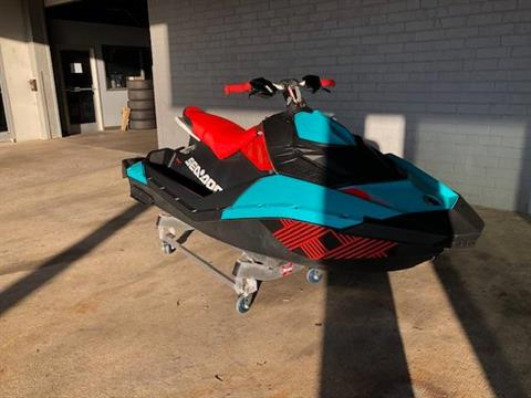 2018 Sea-Doo Spark Trixx 3up iBR in Albemarle, North Carolina