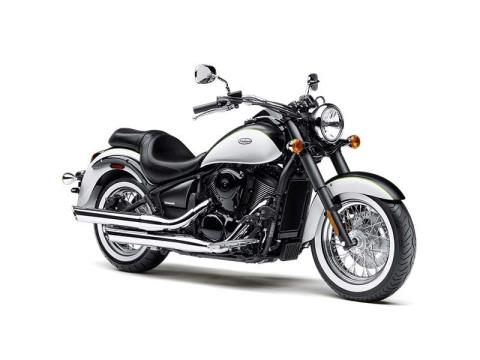 2015 Kawasaki Vulcan® 900 Classic in Albemarle, North Carolina