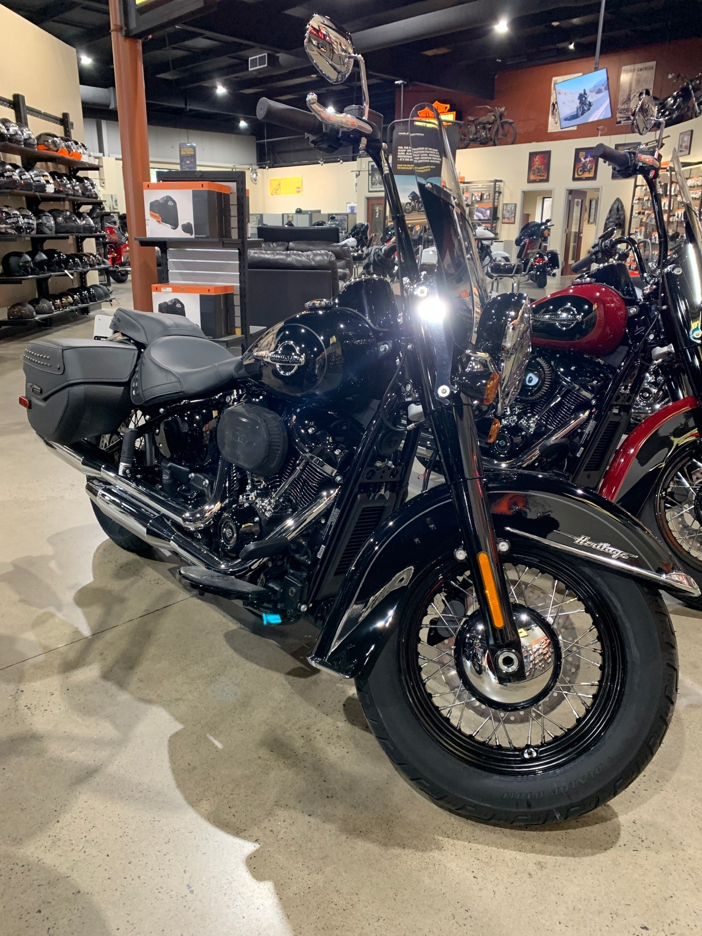 2020 Harley-Davidson Heritage Classic 114 in New York Mills, New York