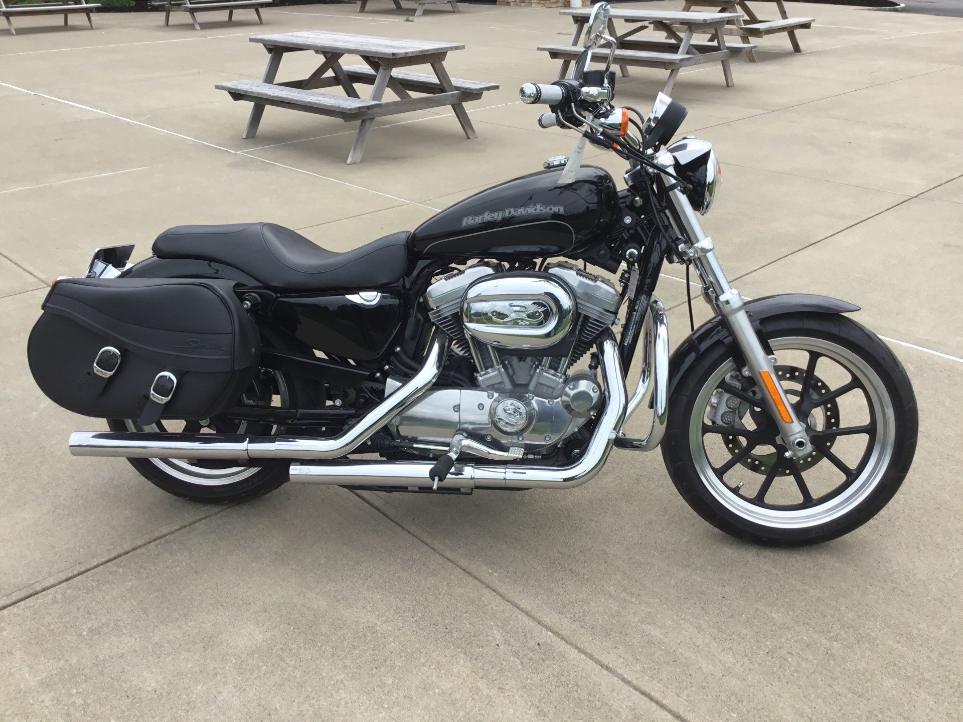 2015 Harley-Davidson SuperLow® in New York Mills, New York - Photo 3