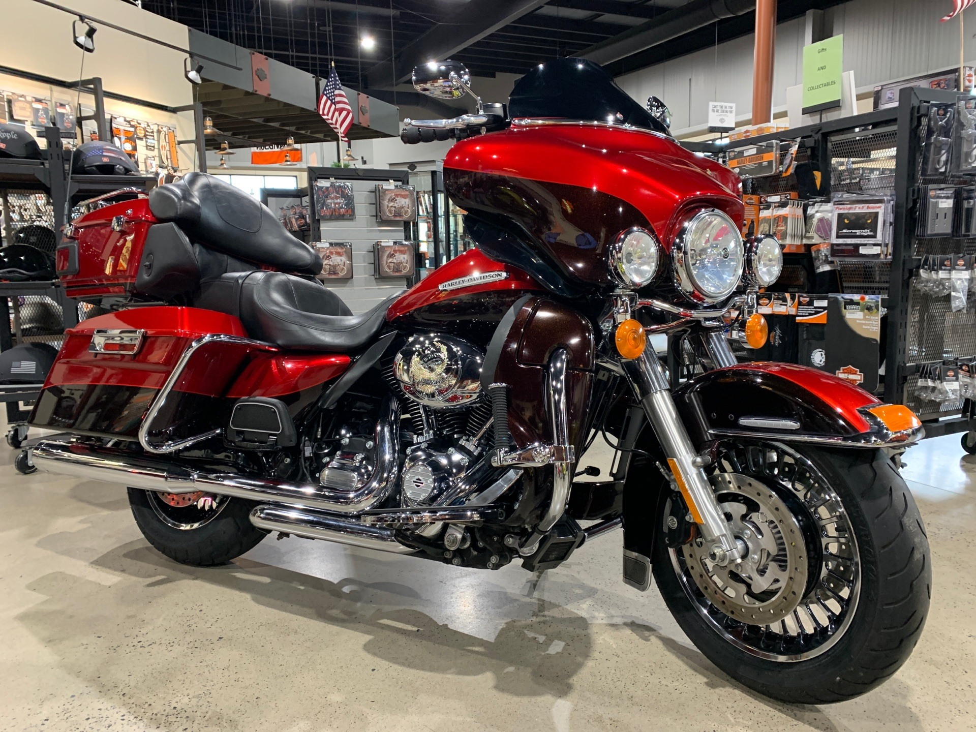 2013 Harley-Davidson Electra Glide® Ultra Limited in New York Mills, New York