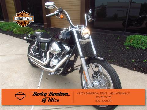 2005 Harley-Davidson FXDWG/FXDWGI Dyna Wide Glide® in New York Mills, New York - Photo 2