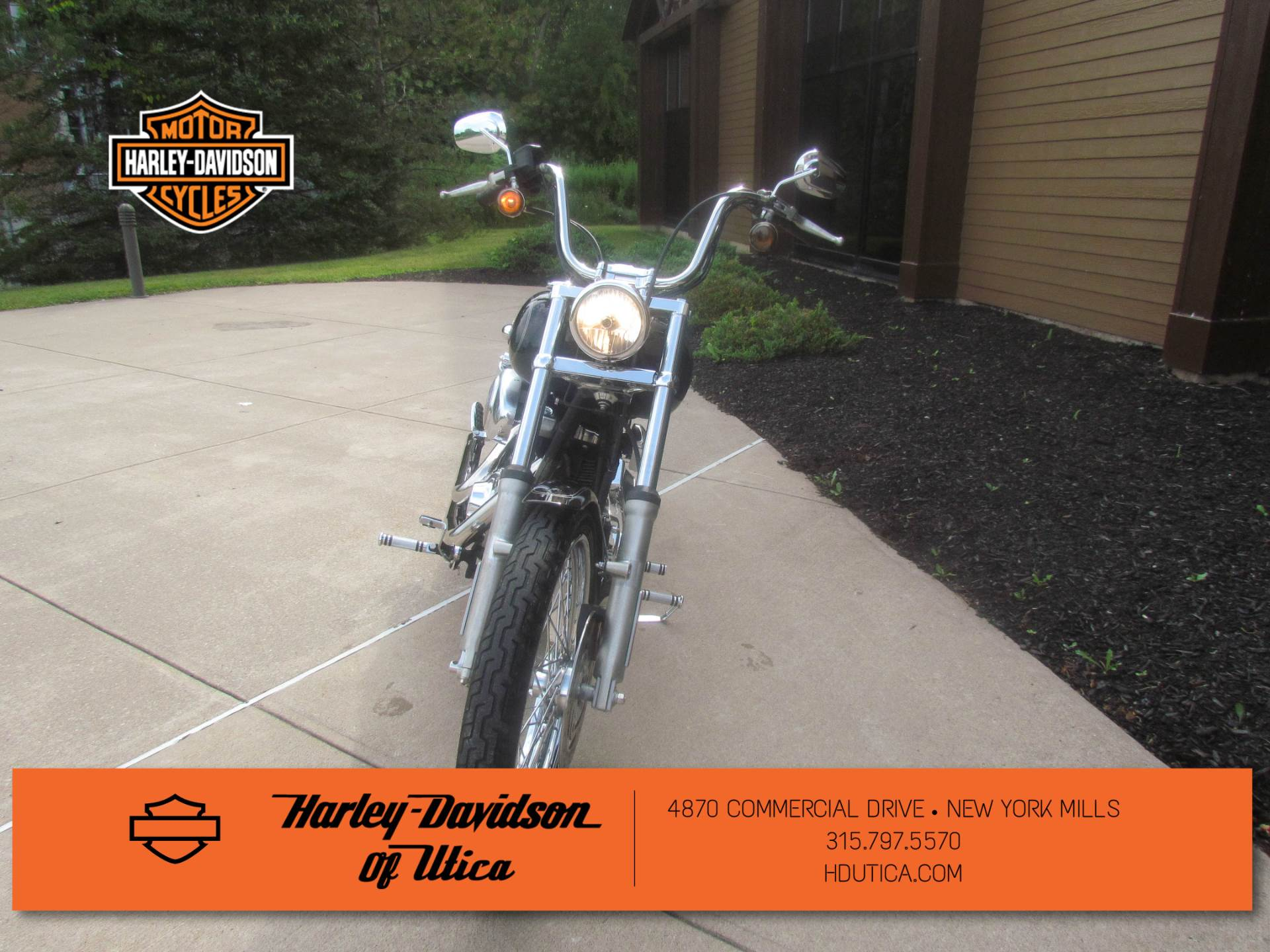 2005 Harley-Davidson FXDWG/FXDWGI Dyna Wide Glide® in New York Mills, New York - Photo 3