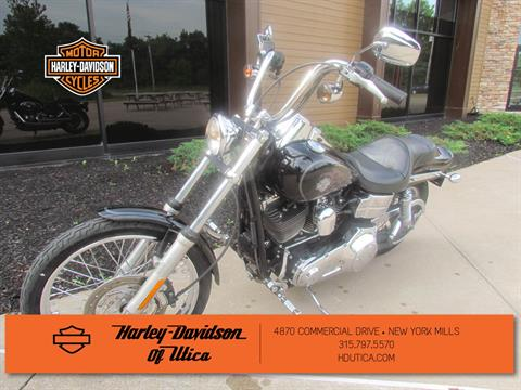 2005 Harley-Davidson FXDWG/FXDWGI Dyna Wide Glide® in New York Mills, New York - Photo 4