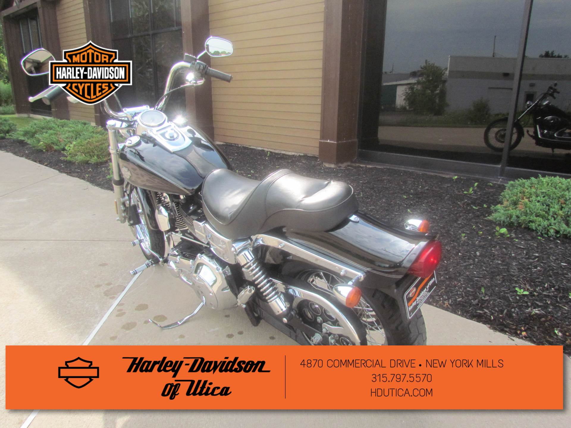 2005 Harley-Davidson FXDWG/FXDWGI Dyna Wide Glide® in New York Mills, New York - Photo 6