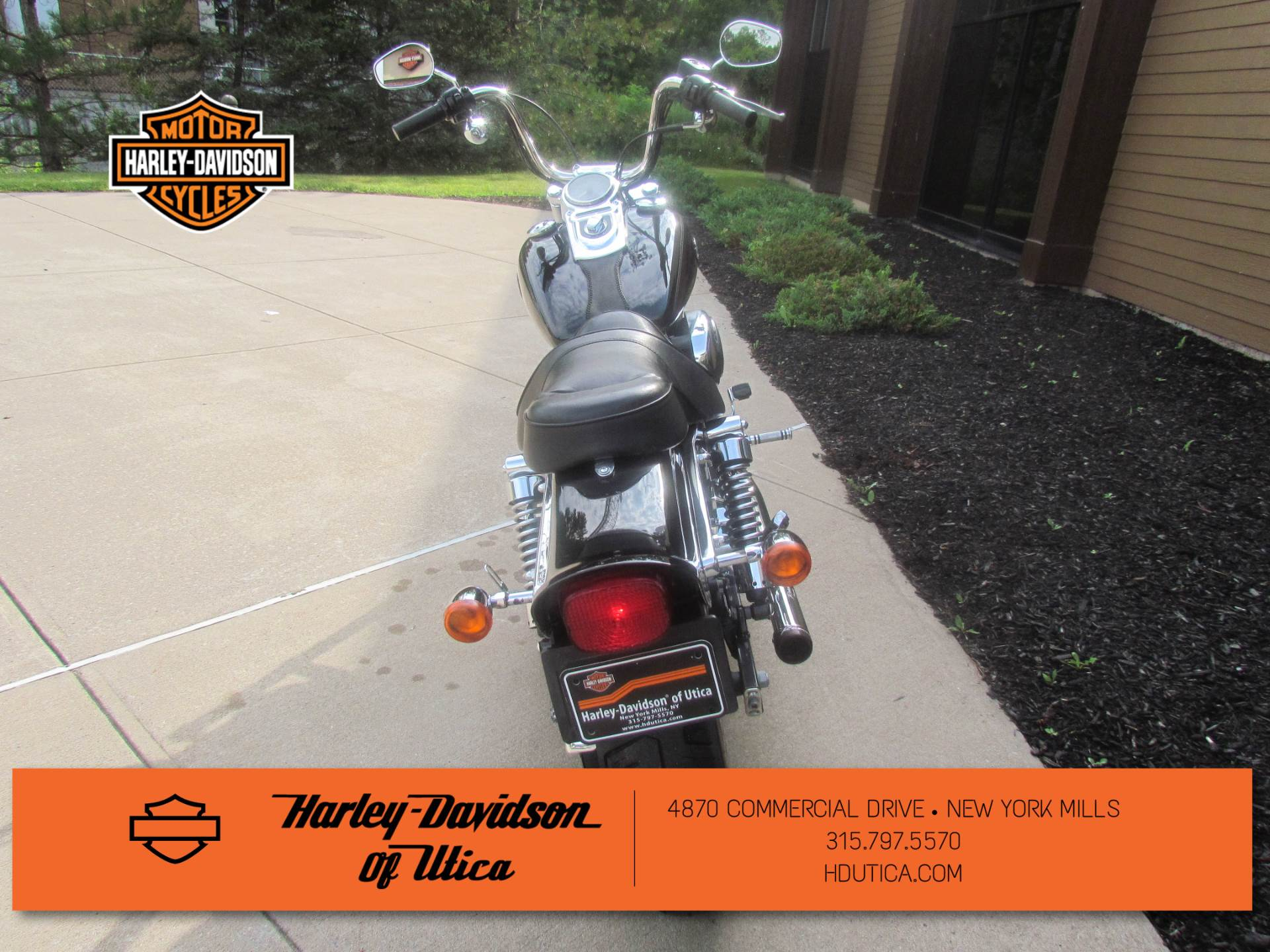 2005 Harley-Davidson FXDWG/FXDWGI Dyna Wide Glide® in New York Mills, New York - Photo 7
