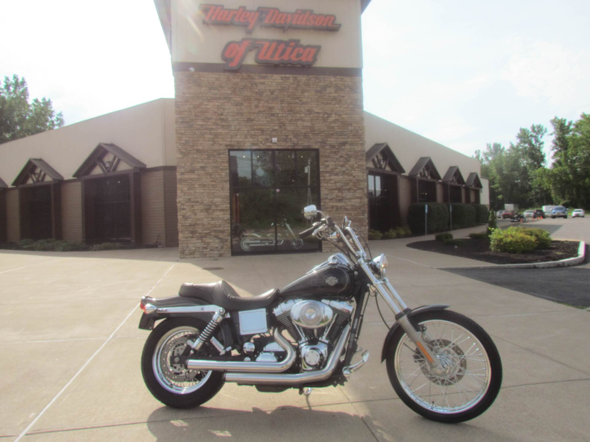 2005 Harley-Davidson FXDWG/FXDWGI Dyna Wide Glide® in New York Mills, New York - Photo 12