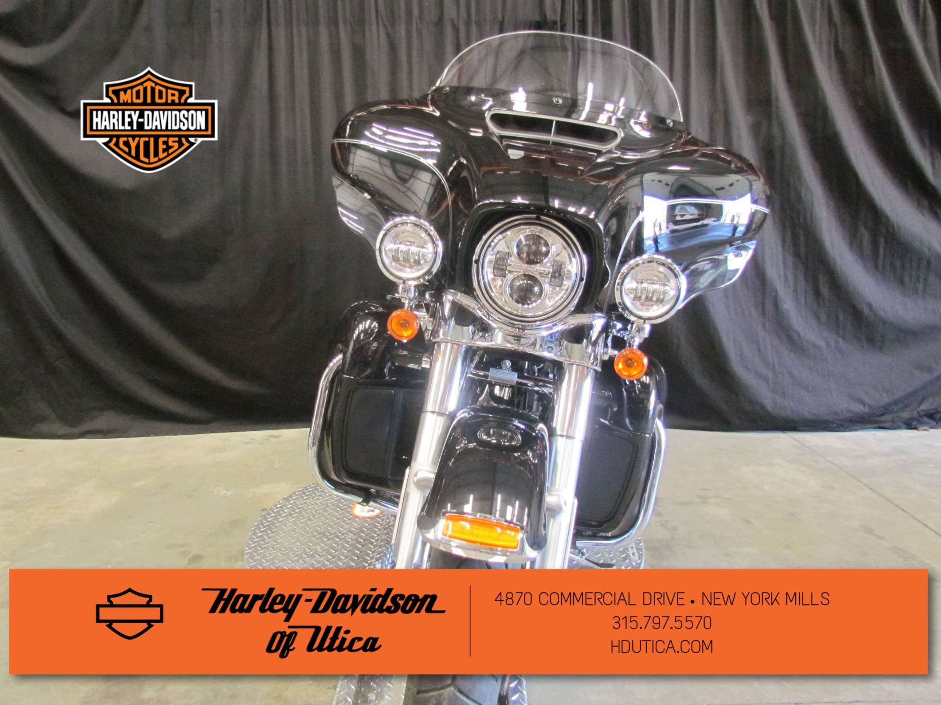 2016 Harley-Davidson Electra Glide® Ultra Classic® Low in New York Mills, New York - Photo 3