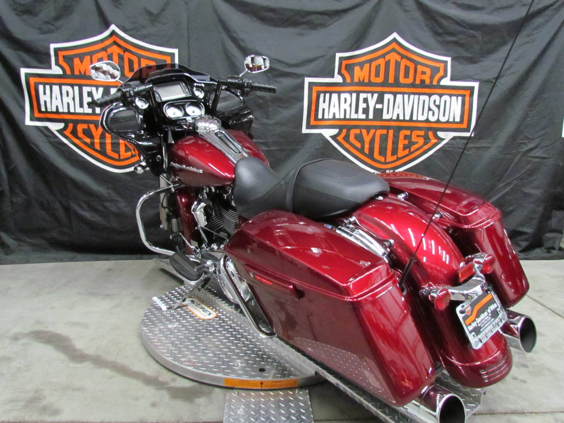 2017 Harley-Davidson Road Glide® Special in New York Mills, New York